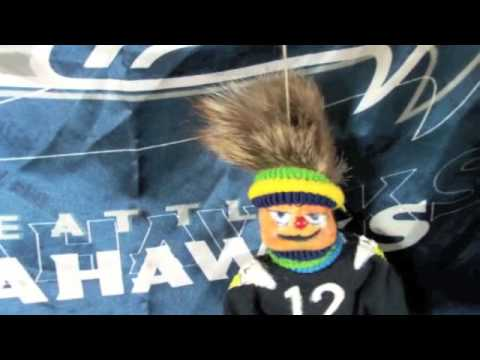 Seattle Seahawks vs L.A. Rams.