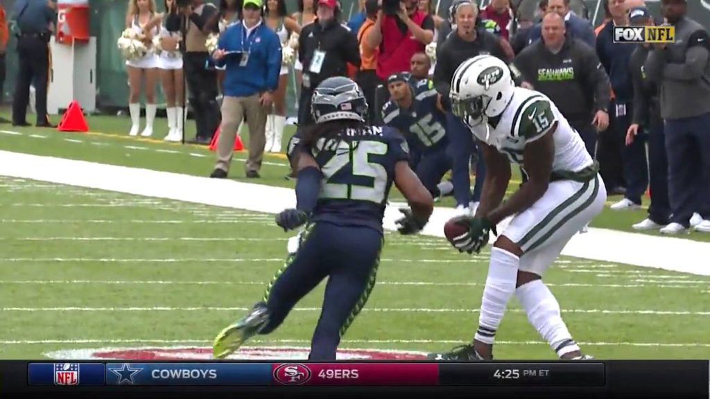 Seattle seahawks vs new York jets condensed game