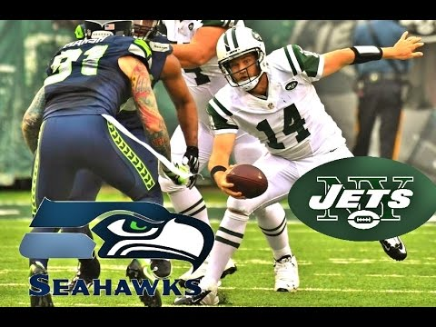 NFL RE-CAP WEEK 4 JETS Vs SEAHAWKS !!