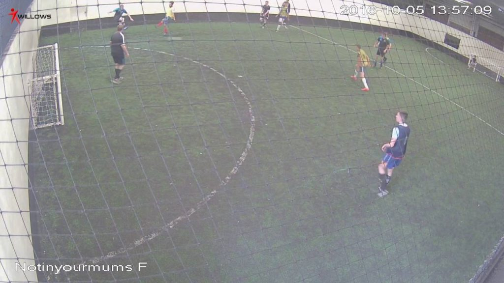 310019 Arena3G Willows Sports Centre Cam8 Notinyourmum's Forest v Derby Seahawks Arena3G Willows S