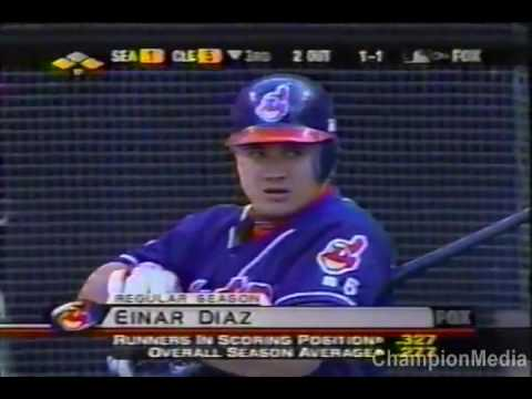 2001 ALDS Mariners Indians Gm 3 Bottom 3rd