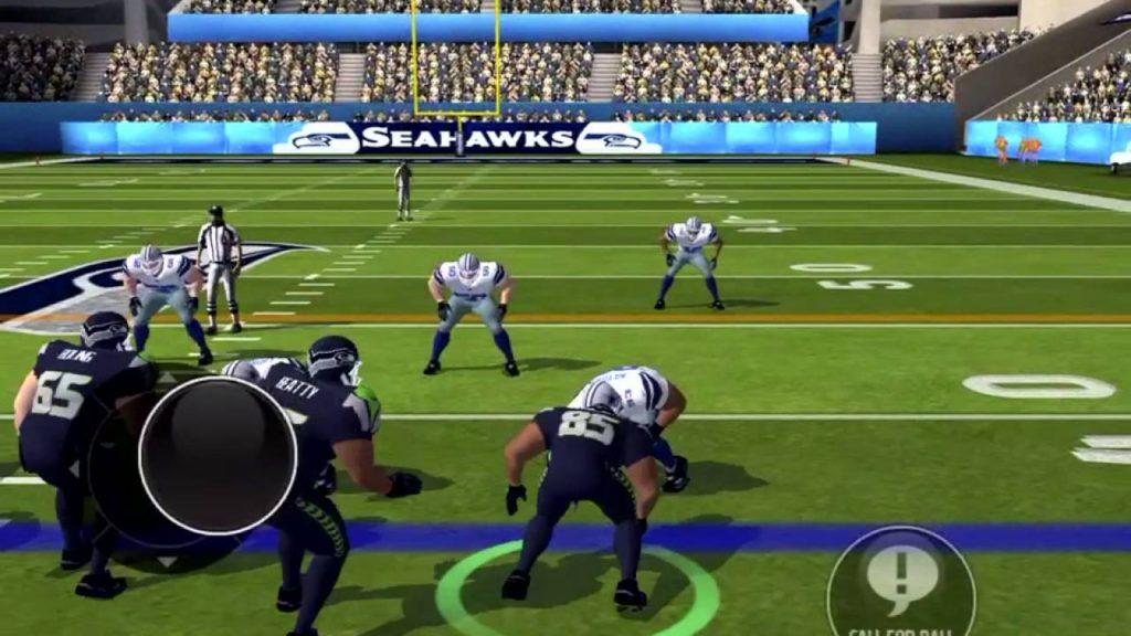 Madden Mobile Week 5- Seahawks vs Dallas Cowboys
