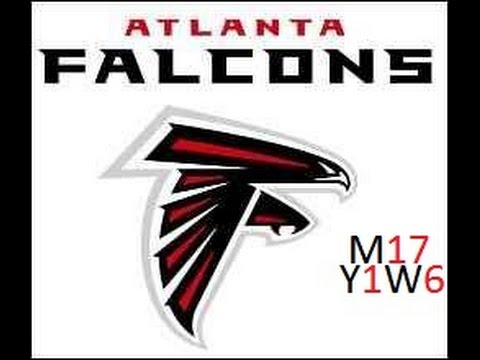 Y1,W6: Falcons(4-1) vs Seahawks(3-1) (MADDEN 17 FRANCHISE GAMEPLAY)