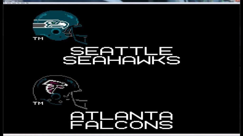 Tecmo Super Bowl 2016 – Seahawks vs Falcons   10/16/16