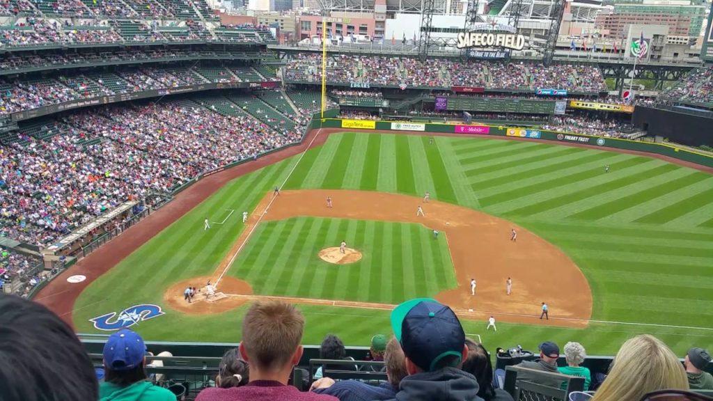Seth Smith Grand Slam Home Run – Seattle Mariners vs Baltimore Orioles 7/3/2016