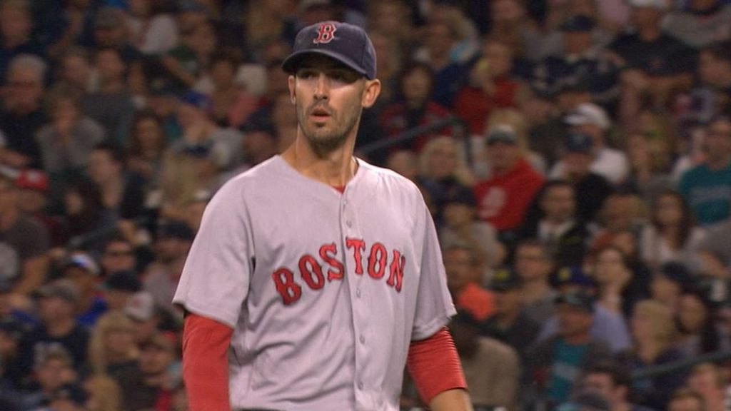 BOS@SEA: Porcello fans eight over eight vs. Mariners