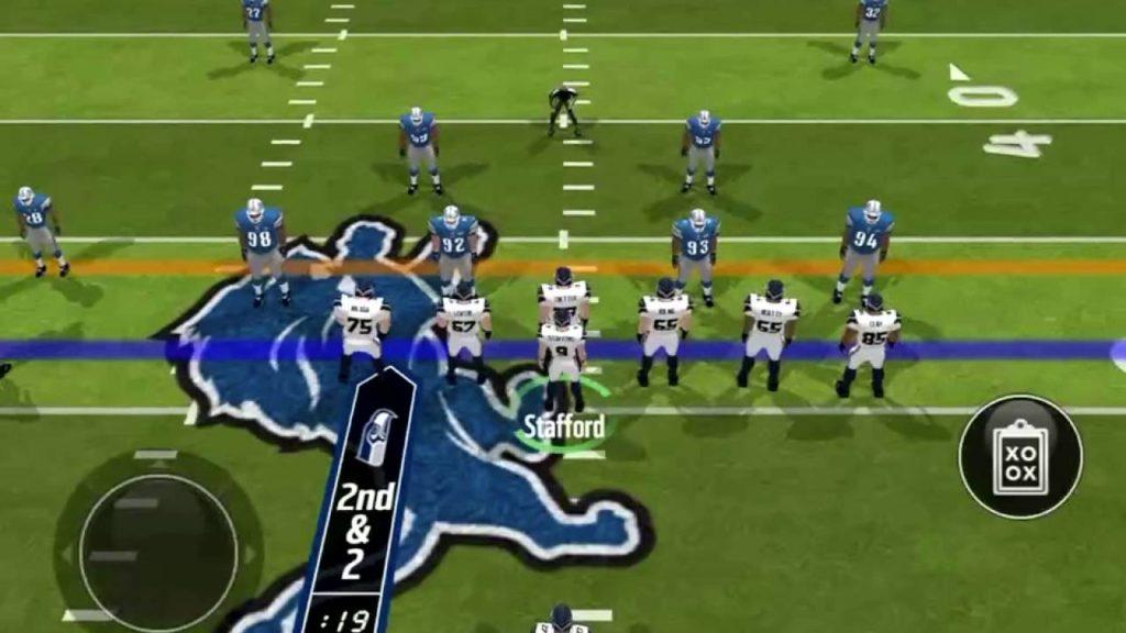 WE GOT THE GAME WINNER! #Hailmary Madden Mobile Week 7- Seahawks vs Lions
