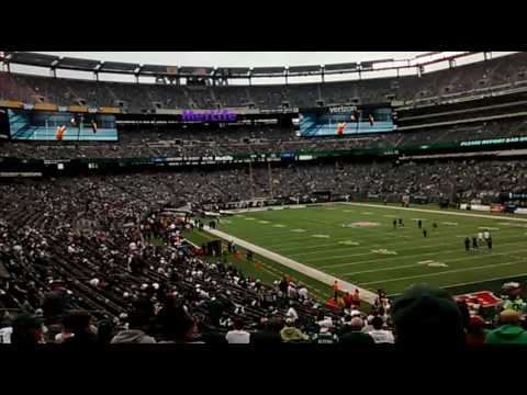 New York Jets Vs. Seattle Seahawks October 2ND 2016