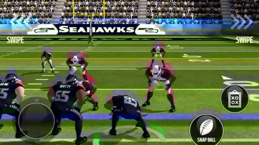 More Madden Rage!!!! Madden Mobile week 6 Seahawks vs Arizona Cardinals