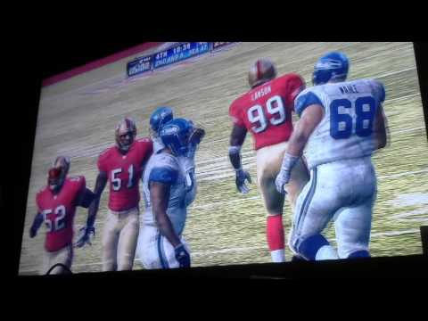 Armin Narro old school wk 8 Seahawks vs 49ers 4th Qtr Video 2358