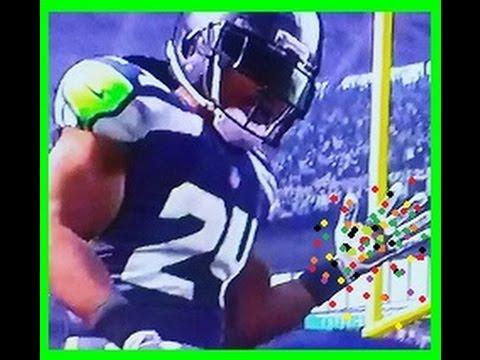 -S-M-H- SPILLIN' SKITTLES MADDEN NFL 17 ONLINE C.J. Spiller Seahawks