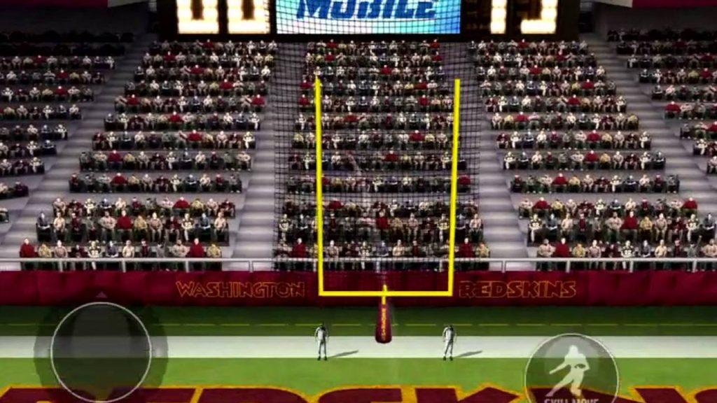 Madden Mobile Week 8- Seahawks vs Washington Redskins