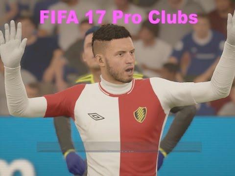 FIFA 17 Pro Clubs League Match  SEATTLE SAVAGE