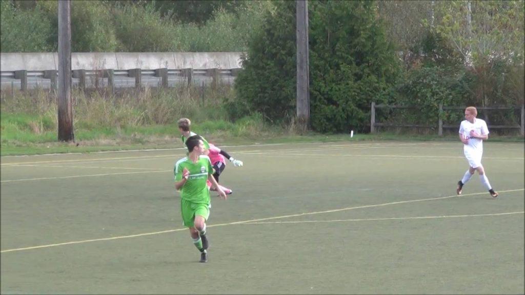 Crossfire B01 vs Seattle United second half