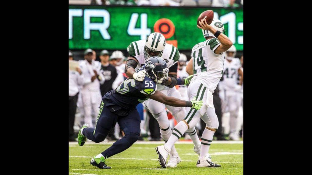 Seahawks vs  Jets FULL GAME   NFL 2016 Week 4