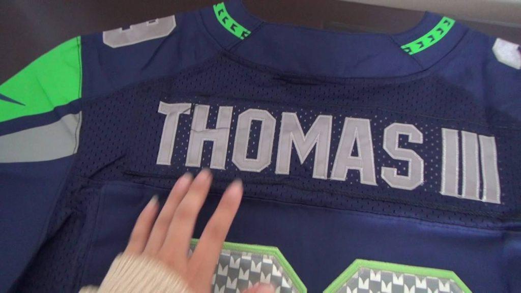 NFL Seattle Seahawks #29 Earl Thomas III Jersey