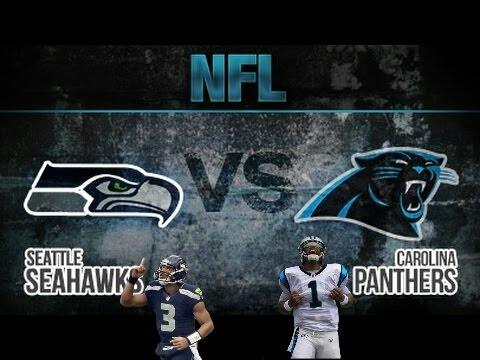 Carolina Panthers vs Seattle Seahawks