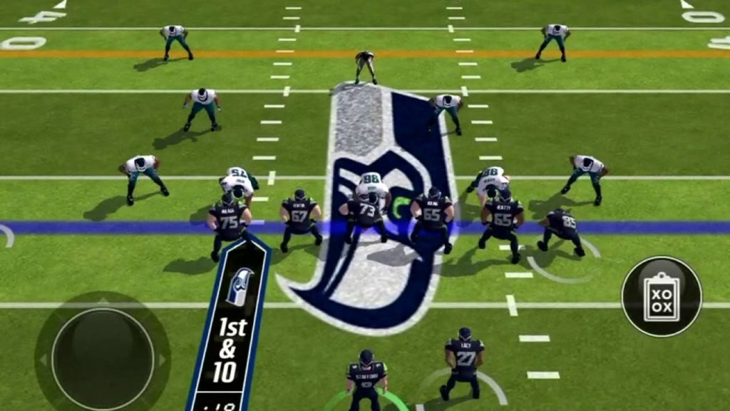 Shut them out like a broken door! Madden Mobile Week 9- Seahawks vs Philadelphia Eagles