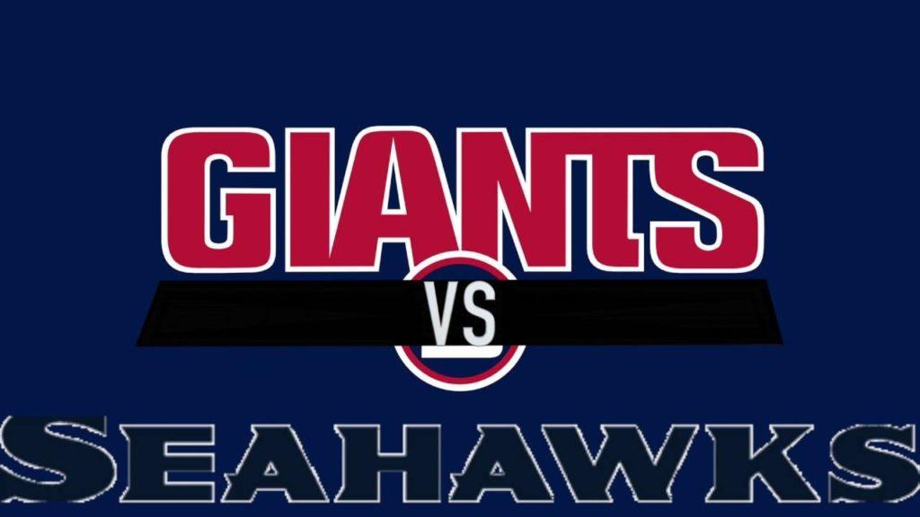 Giants VS Seahawks #2