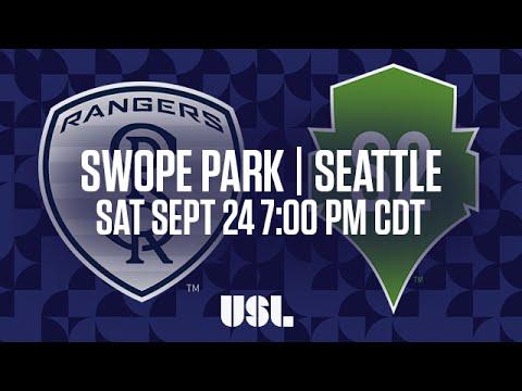 WATCH LIVE: Swope Park Rangers vs Seattle Sounders FC 2 9-24-16