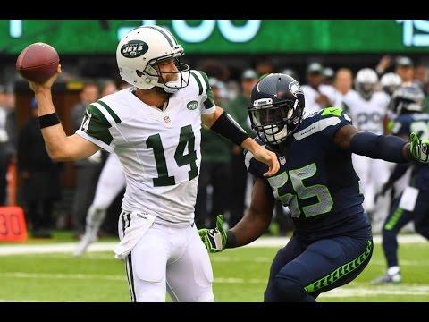 Seahawks vs Jets FULL GAME | NFL 2016 Week 4