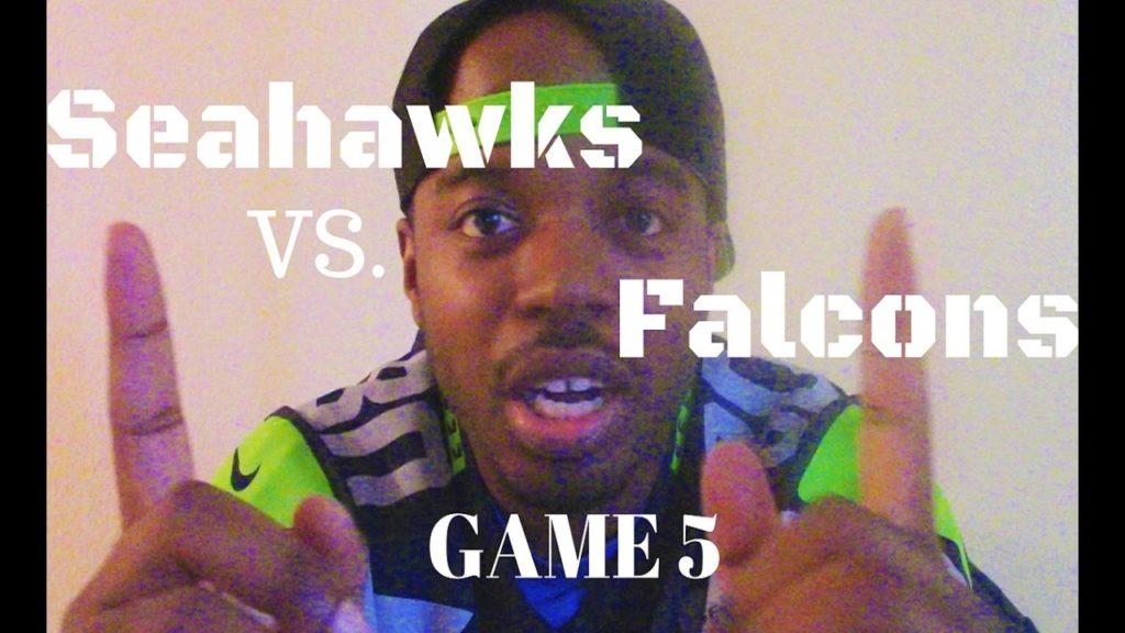 Seahawks vs Falcons Week 6! Feeling Fresh