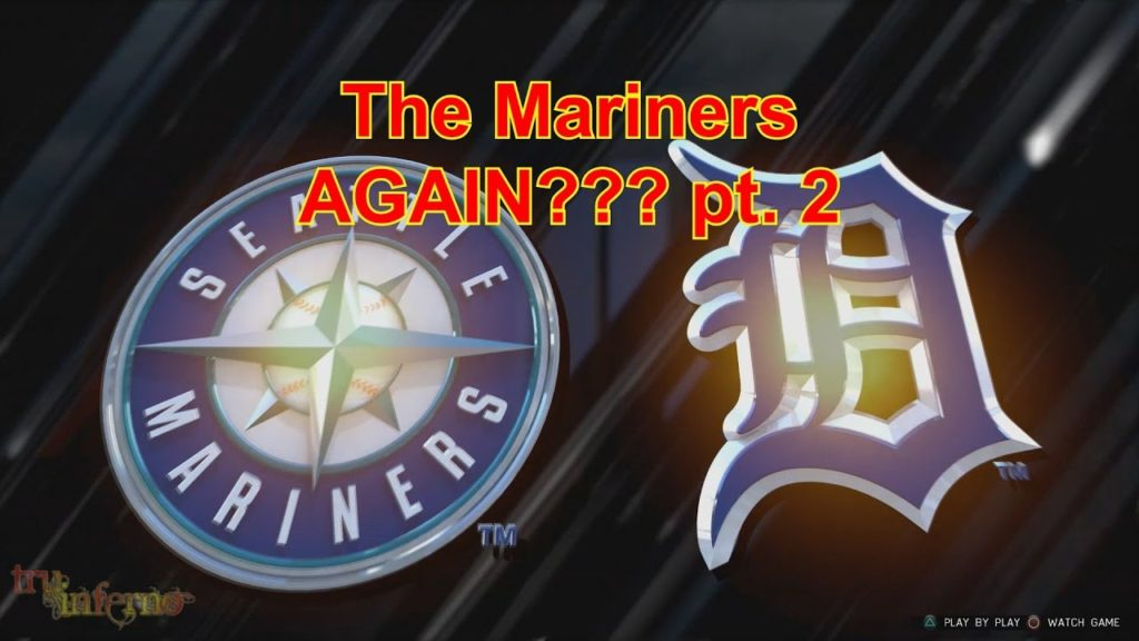 The Jay Show 16: The Mariners AGAIN??? pt. 2