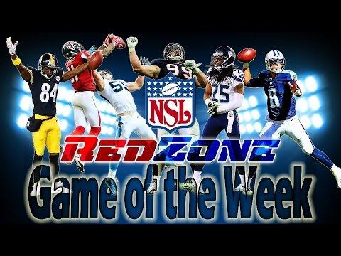 NSL GOTW Eagles Vs  Seahawks