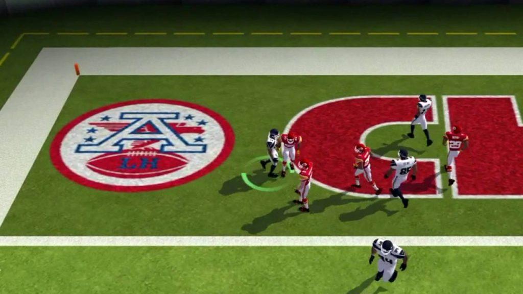Savage defense- Madden Mobile Week 10- Seahawks vs Chiefs