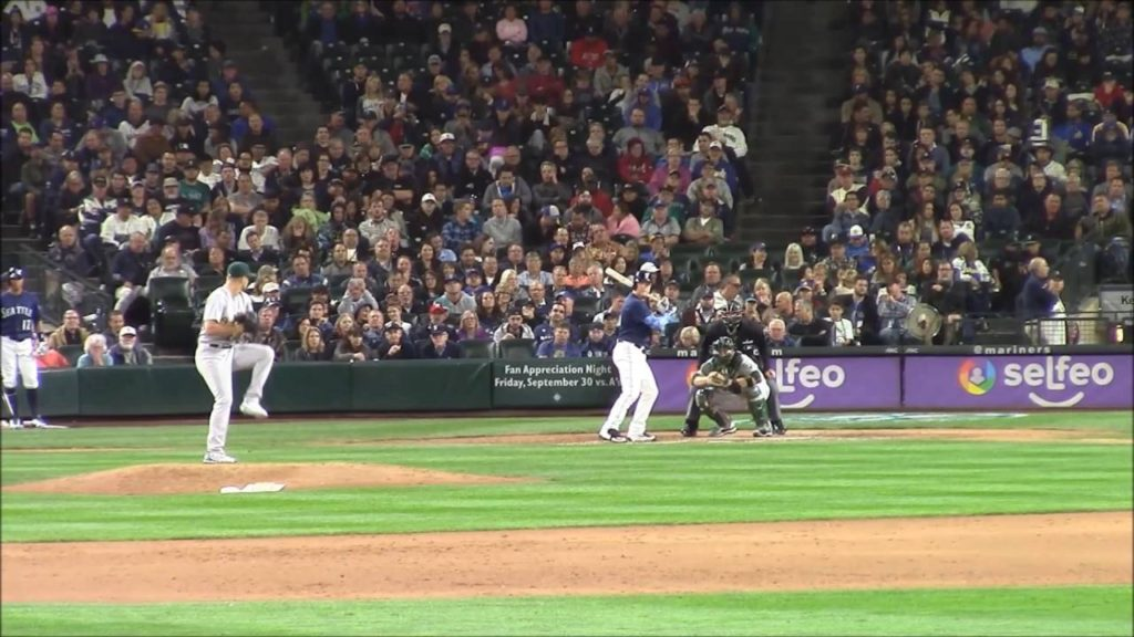 Seattle Mariners Game: 09/29/16