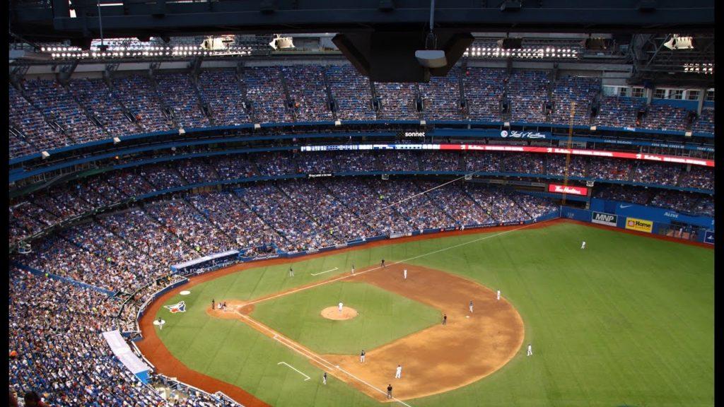 partita di baseball TORONTO – BLUE JAYS vs SEATTLE – MARINERS