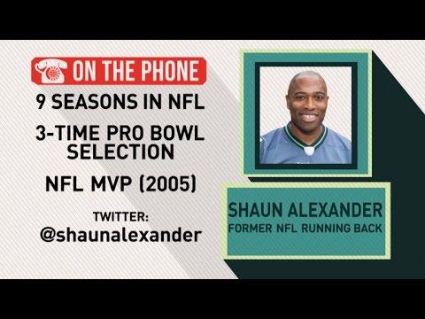 Gottlieb: Shaun Alexander talks Seahawks