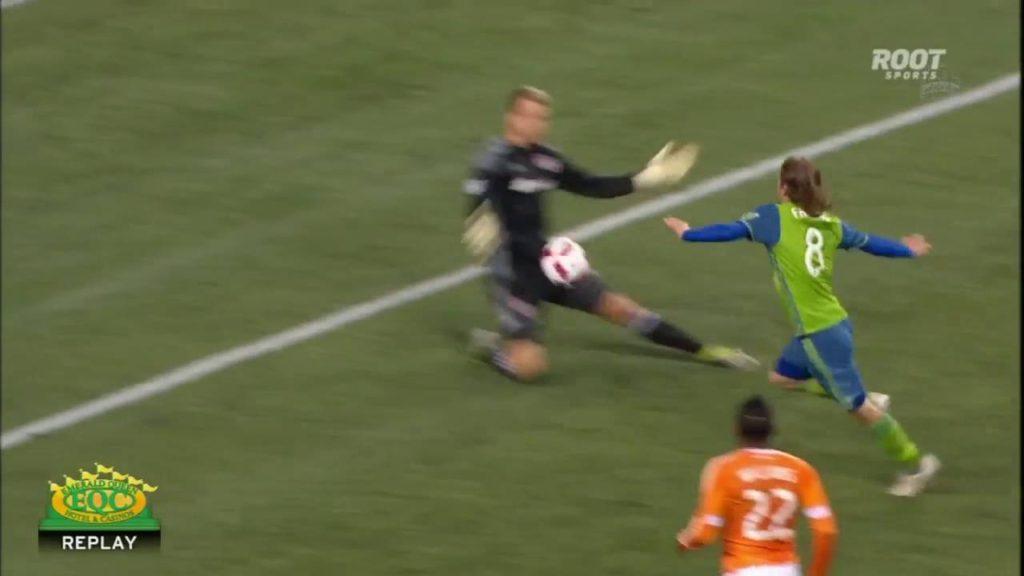 HIGHLIGHTS   Seattle Sounders FC vs  Houston Dynamo 0-0