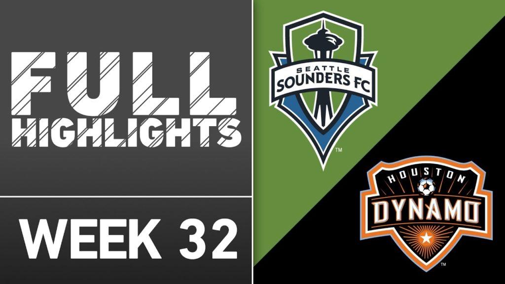 HIGHLIGHTS | Seattle Sounders FC vs. Houston Dynamo