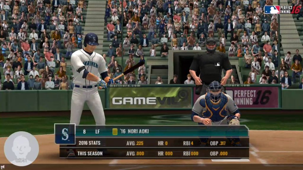 MLB Perfect Inning 16 Houston Astros vs. Seattle Mariners