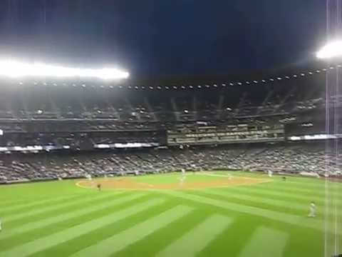 Seattle Mariners Safeco Field Roof