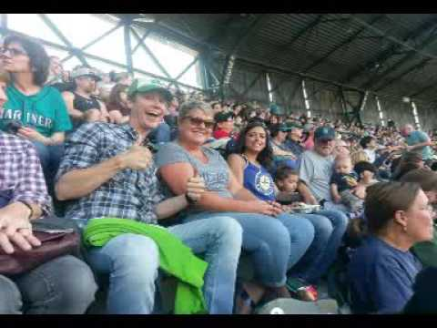 C21NHR Seattle Office Tailgate & Mariners Game