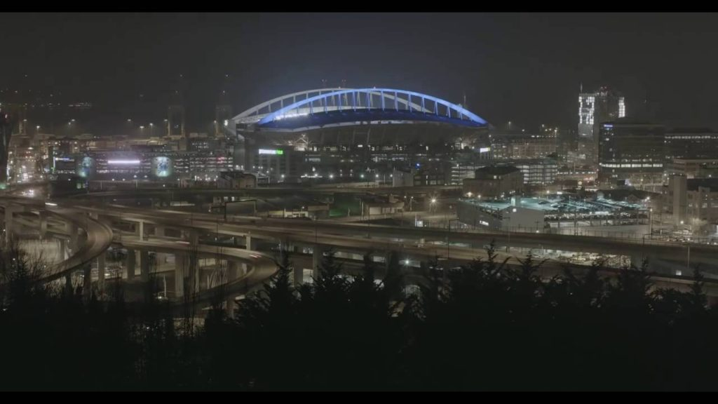 A Tribute to Seattle's 12th Man