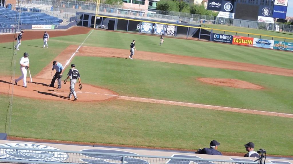 Jennings, Nick – 2016 NW Seattle Mariners Scout Team