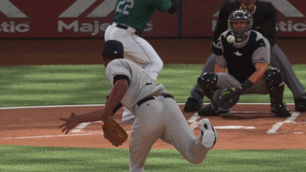 MLB The Show 16 – Yankees vs Mariners