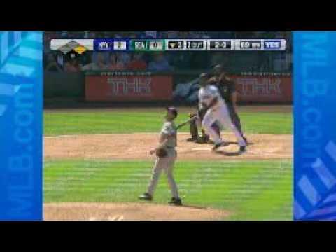 MLB Season 9/08/2008 Yankees vs Mariners