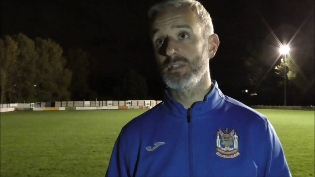 Lee Picton pleased as Mariners continue good form with win at Dunston