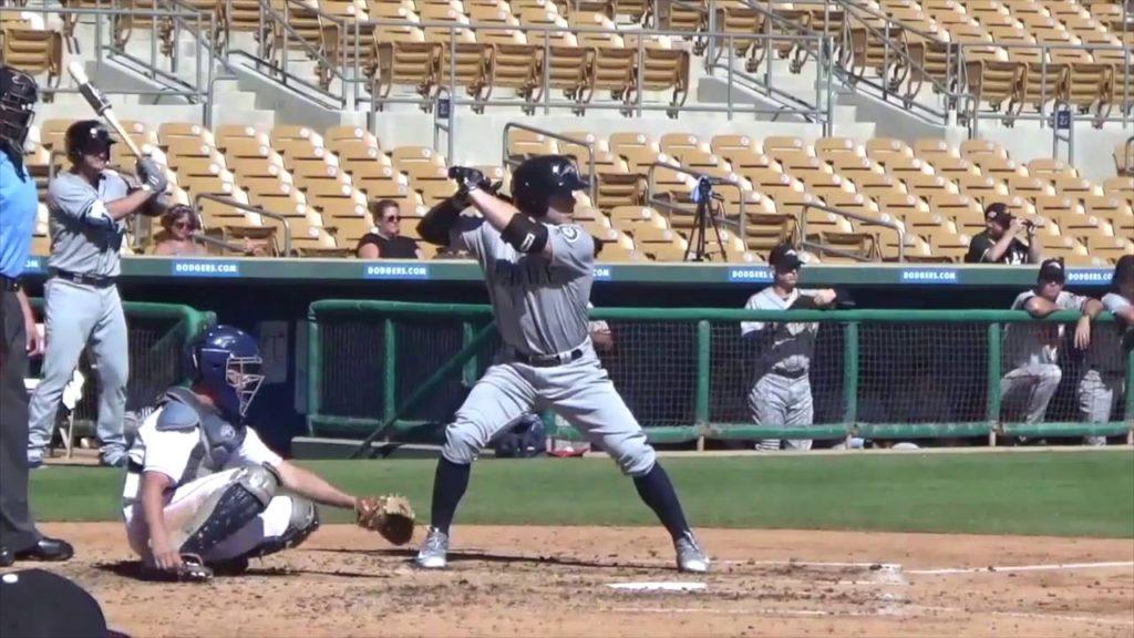 Tyler O'Neill, RF, Mariners (10-17-2016) – Peoria Javelinas, Arizona Fall League