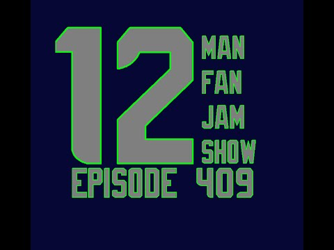 12 Man Fan Jam Show Episode 409- at Rams Edition