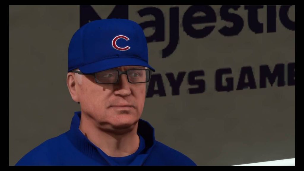 MLB: The Show 16 2016 World Series Game 5: Mariners (84-78) @ Cubs(96-66)