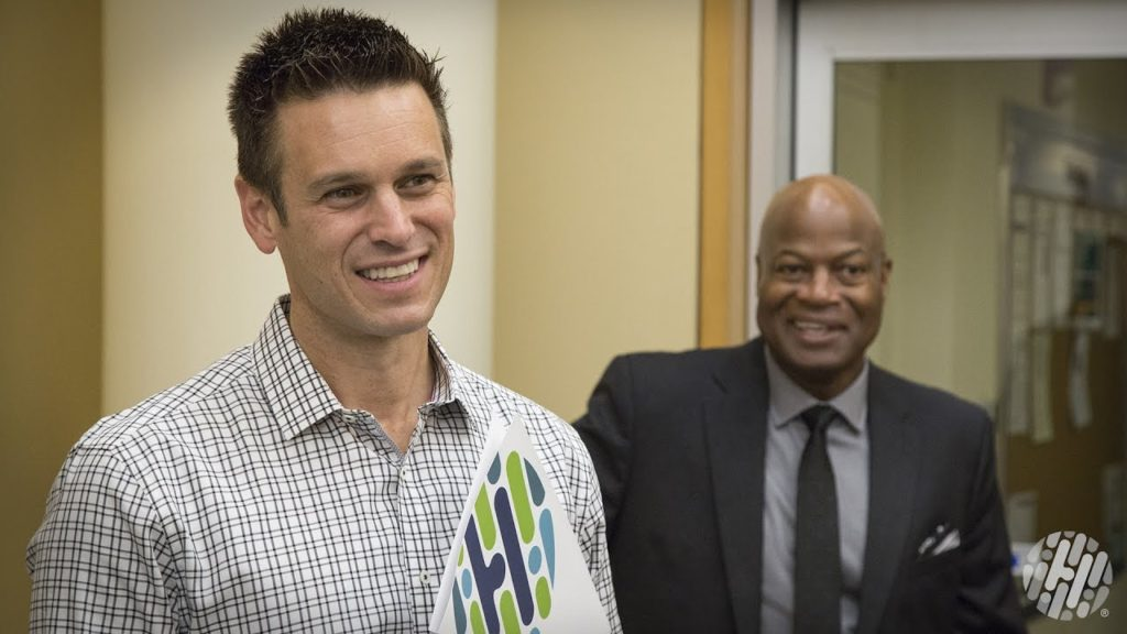 Share Your Story: Jerry Dipoto and Dave Sims