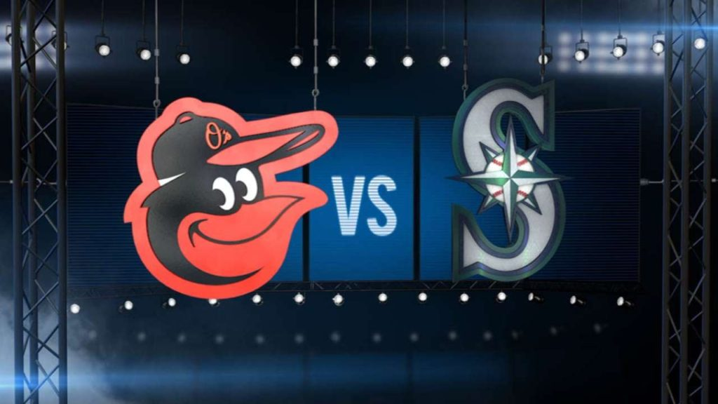 7/1/16: Mariners belt three homers to defeat O's, 5-2