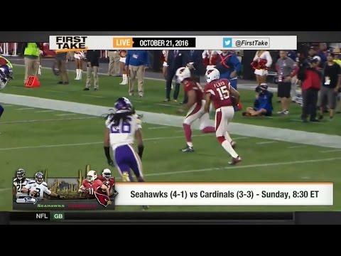 ESPN First Take – Seattle Seahawks vs Arizona Cardinals: Who Win?
