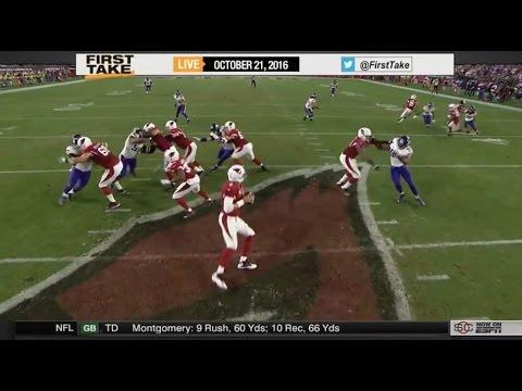 ESPN First Take – Seattle Seahawks vs Arizona Cardinals: Who Will Wins?