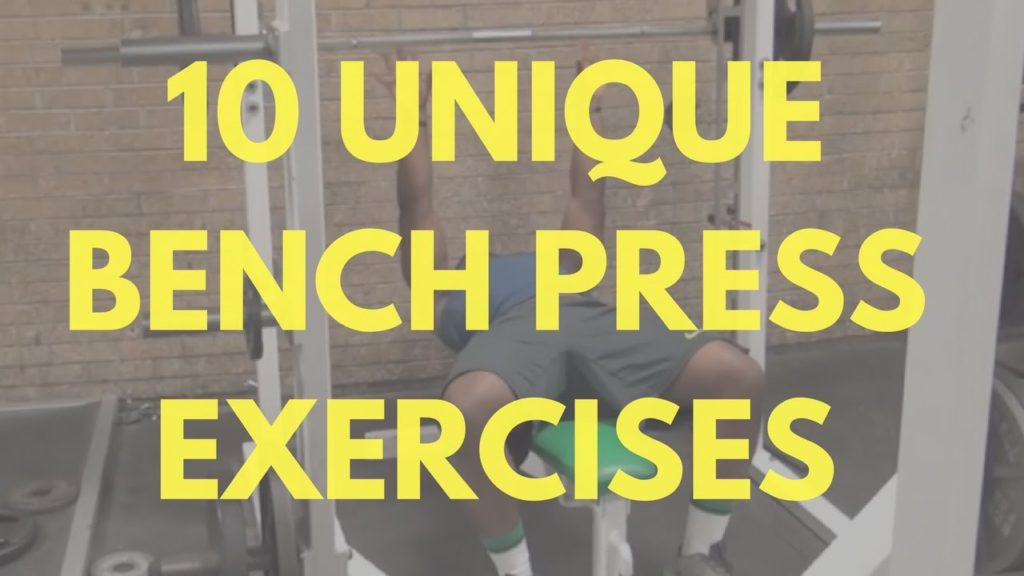 "10 Bench Press Exercises to ""Increase Bench Press"""